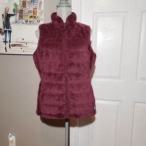 THE NORTH FACE reversible vest, L